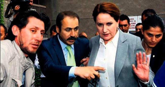 Erdoğan çiftinden Akşener'e: Derin üzüntü duyduk