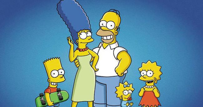 Simpsonslar'da şok veda