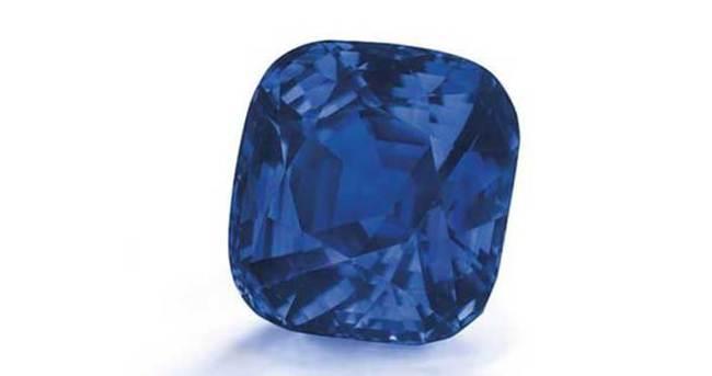 Dünyanın en pahalı kaşmir safir yüzüğü