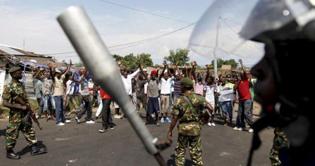 Burundi'de üç darbe girişimcisi tutuklandı
