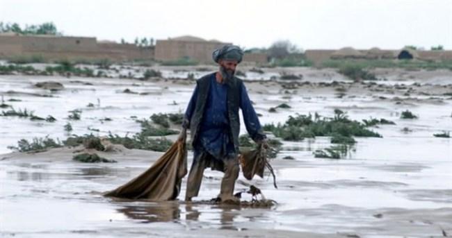 Afganistan'da sel: 8 ölü