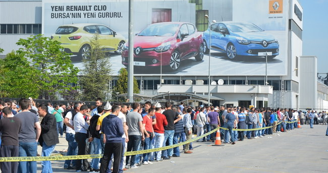 Renault: Öngörülmeyen bir duruş yaşıyoruz