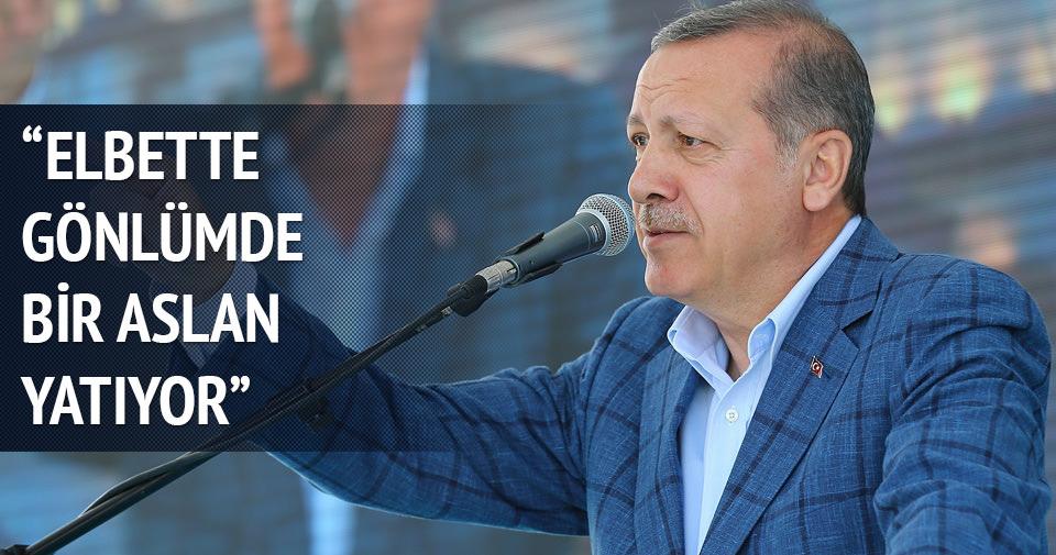 Erdoğan: Avucunuzu yalarsınız avucunuzu