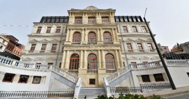 Türkiye'nin ilk belediye binası yeniden açılıyor