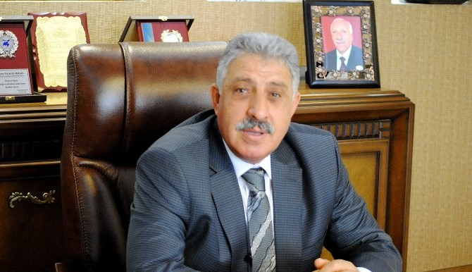 AK Partili Alpaslan'dan Miraç Kandili Mesajı