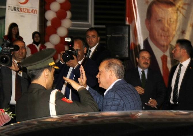 Cumhurbaşkanı Erdoğan, Erzincan Mineralli Su İşletmesi Tesislerinin Açılışını Yaptı