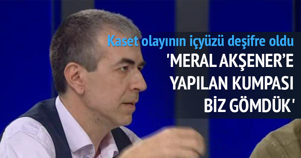 ''Latif Erdoğan bu kötü kumpası deşifre etti''
