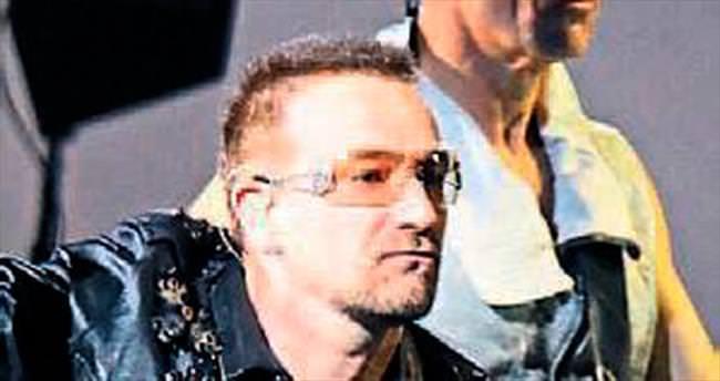 U2 için kamp kurdular