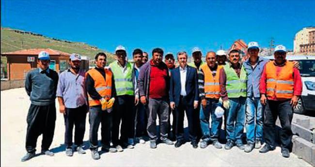 Gaziantep'te 12 şeritli yol çok yakında tamamlanıyor