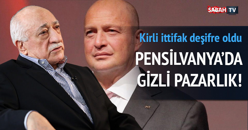 Koç, Fetullah Gülen ile anlaştı!