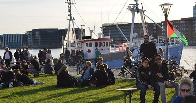 İsveç'in Mavi Marmarası yola çıktı
