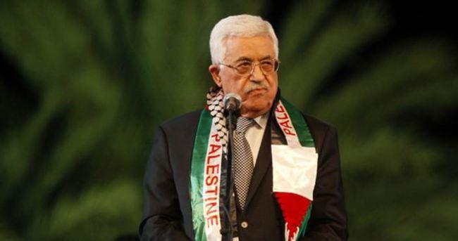 Abbas Vatikan'da Papa ile görüştü
