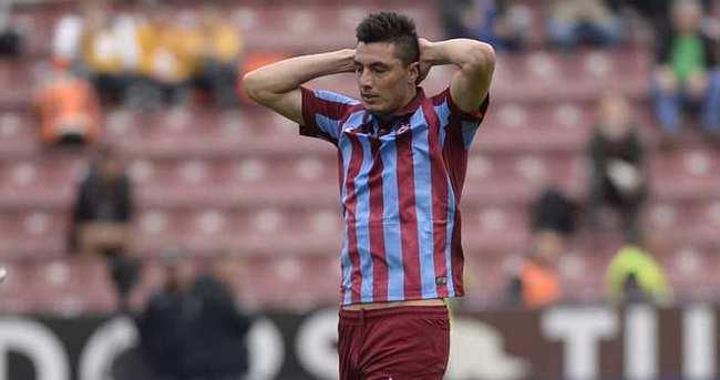 Trabzonspor'da Cardozo şoku!