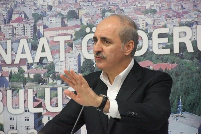 """Başbakan Yardımcısı Numan Kurtulmuş: """"Türkiye'deki Mevcut 1982 Anayasası Cumhurbaşkanlığı Makamını Diktatör Yetkileriyle Zaten Donatmıştır"""""""