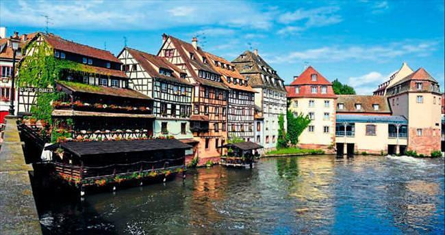 Strasbourg'da yapılacak 10 güzel şey