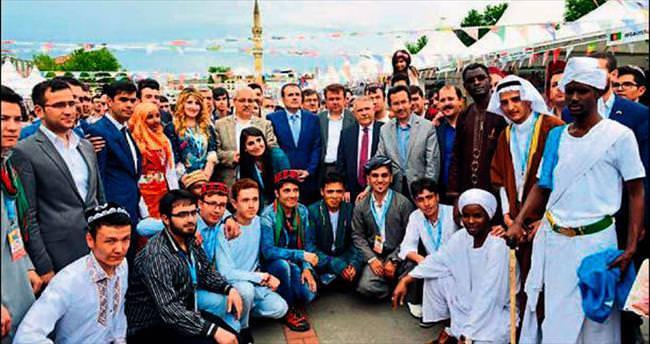 Medeniyet gençleri Kahramanmaraş'ta