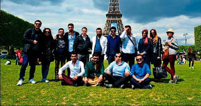 HKU öğrencileri Avrupa'yı keşfetti