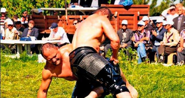 Bursa'da yağlı güreş heyecanı