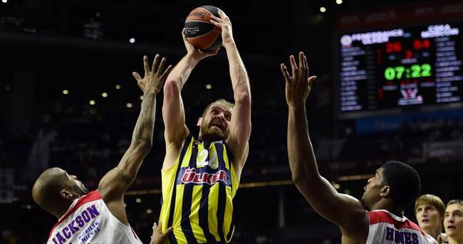 Fenerbahçe Ülker'in nefesi yetmedi!