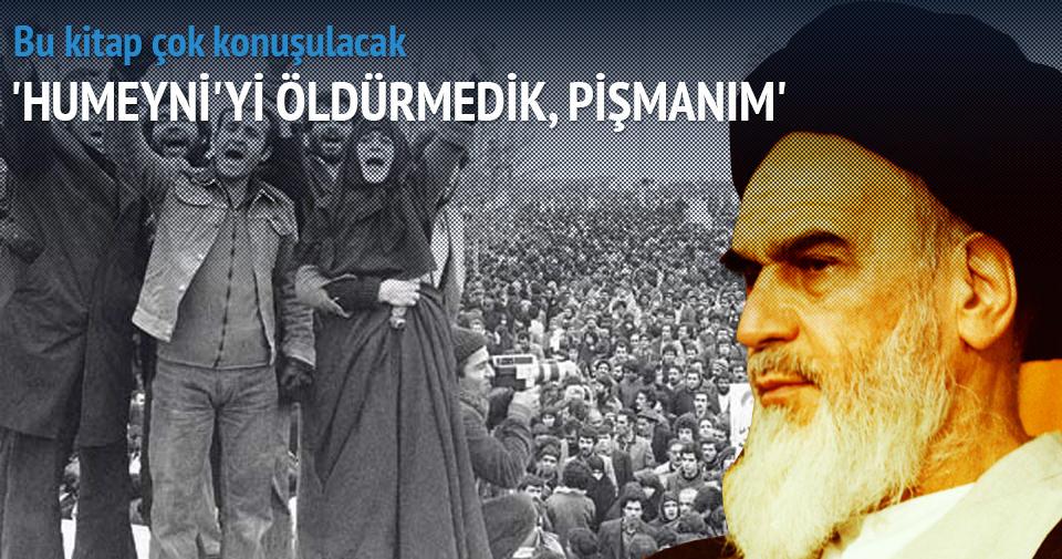 HUMEYNİ'Yİ MOSSAD'A ÖLDÜRTECEKLERDİ