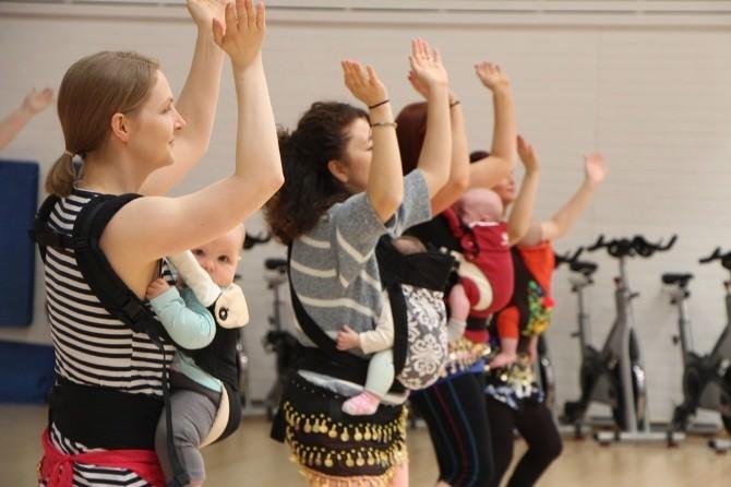 """Dünyaca Ünlü Aile Etkinliği """"Dance With Babies"""", Antalya'ya Geliyor"""
