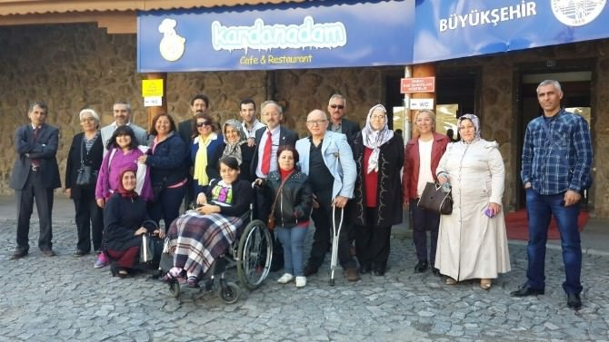 Kayseri Farklı Engel Gruplarına Kucak Açtı
