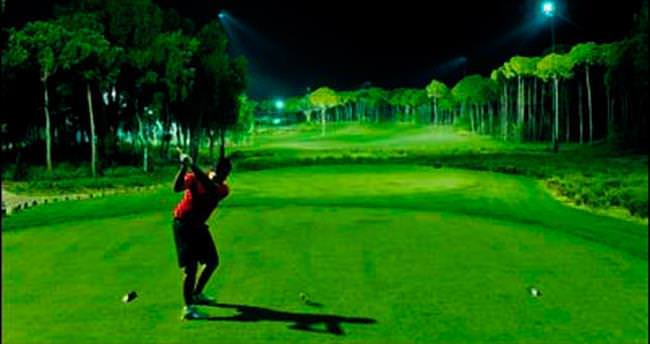 Antalya turizmine golf dopingi