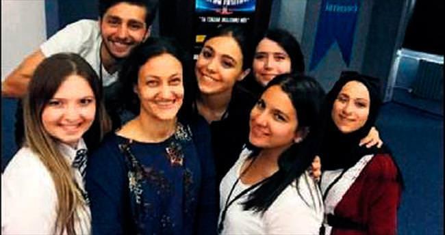Beşiktaşlı 'Engelsiz' basketçiler film oldu
