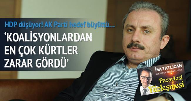 'Koalisyonlardan en çok zarar gören Kürtler oldu'
