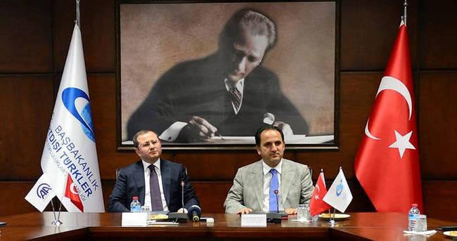 Kırım Tatarları için AA ve YTB'den işbirliği