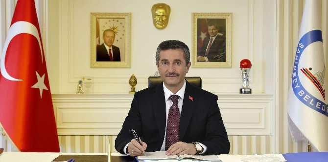 Başkan Tahmazoğlu'nun 19 Mayıs Kutlama Mesajı