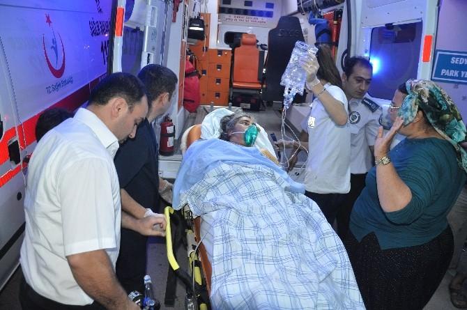 Adana'da Kadına Silahlı Saldırı