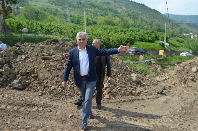 AK Parti Milletvekillerinin Seçim Çalışmaları Sürüyor