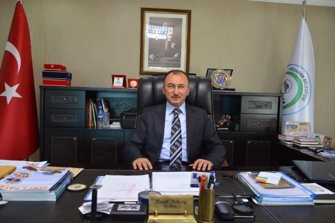 Ardahan Belediye Başkanı Faruk Köksoy'un 19 Mayıs Atatürk'ü Anma Gençlik Ve Spor Bayramı Mesajı...
