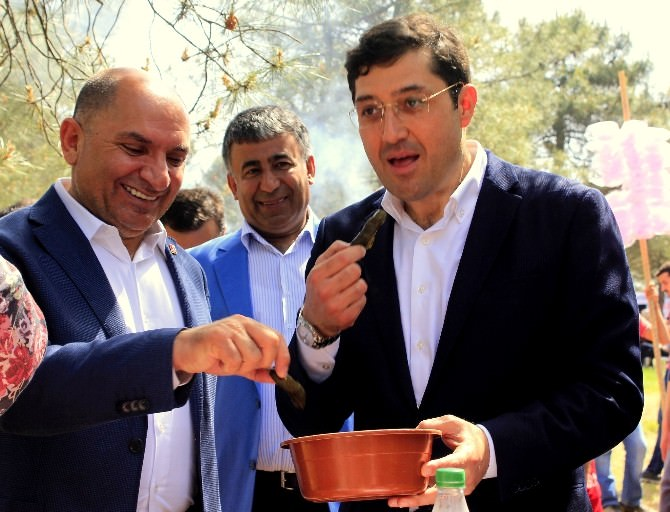 CHP Kocaeli Milletvekili Adayı Tarhan, Orduluların Pikniğine Katıldı