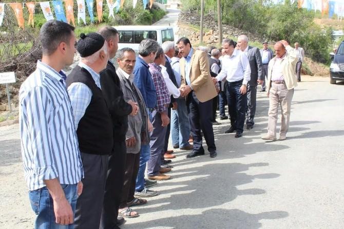 Bülent Tüfenkci, Tepehan Mahallesi'ni Ziyaret Etti