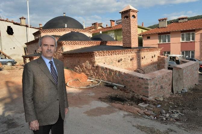 Bursa'nın İlçelerindeki Tarih De Ayağa Kalkıyor