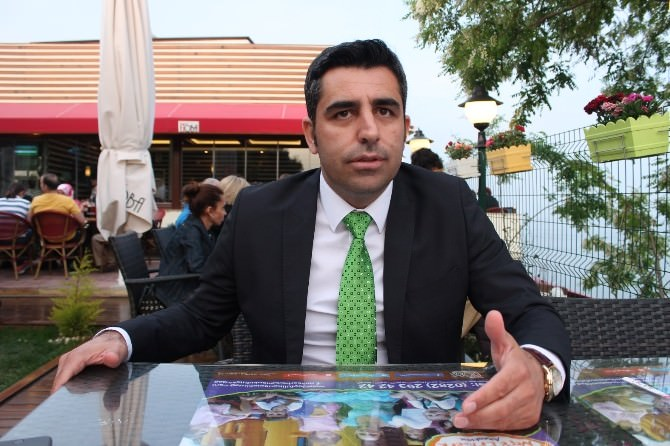 DSP Tekirdağ Milletvekili Adayı Seyfi Ergül: