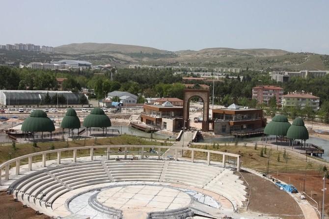Bölgenin En Büyük Kültür Parkı Elazığ'da Açılıyor