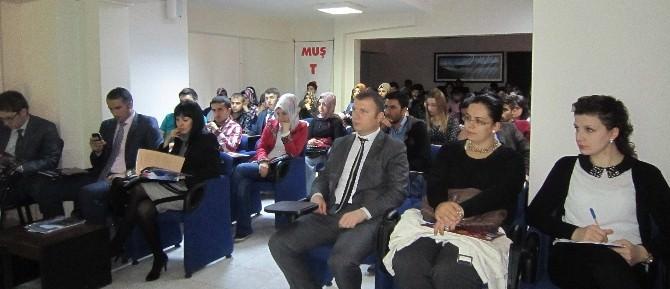 Erzincan'da Ekonomi Bakanlığı Ve Daib İşbirliğinde Dış Ticaret Bilgilendirme Seminerleri Düzenlendi