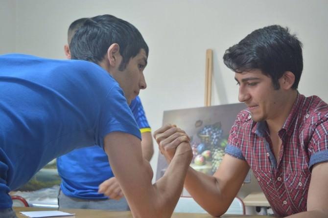 Gençlik Haftasında Sokak Oyunları
