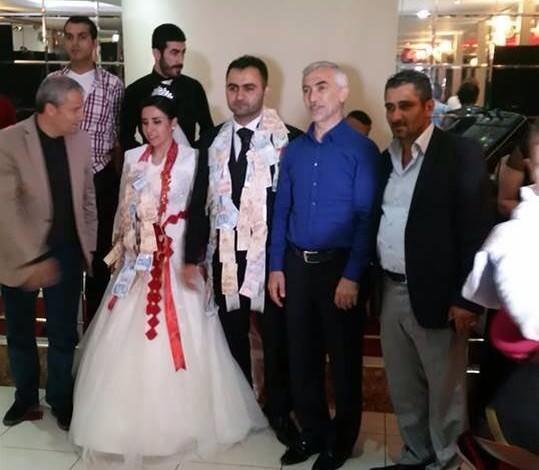 Başkan Demir'in Kardeşine Görkemli Düğün