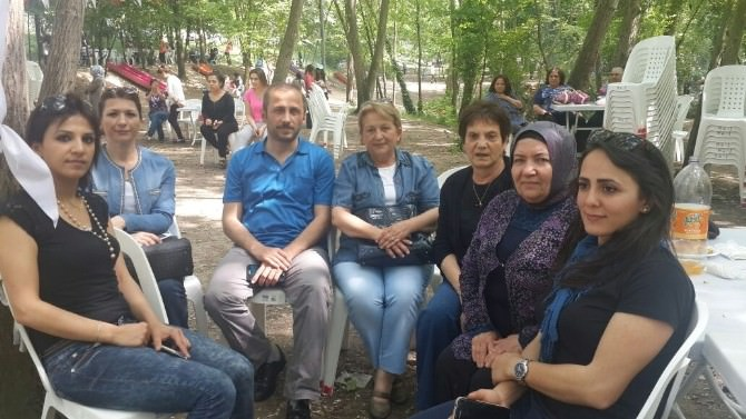Aileler Piknikte Buluştu