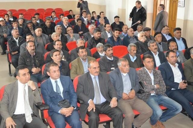 Kağızman'da TKDK Toplantısı Yapıldı