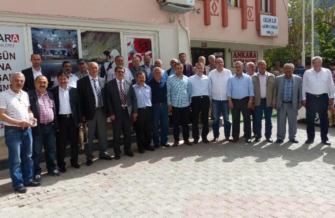 Kulu STK Platformu Toplantısı Konya'da Yapıldı