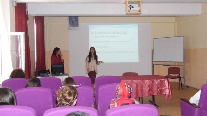Lise Öğrencilerine İş Arama Becerileri Semineri