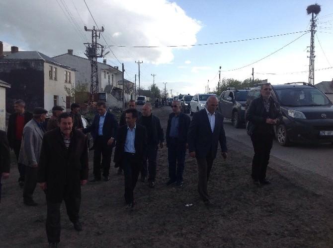 MHP Milletvekili Adayı Seçim Çalışmlarını Sürdürüyor