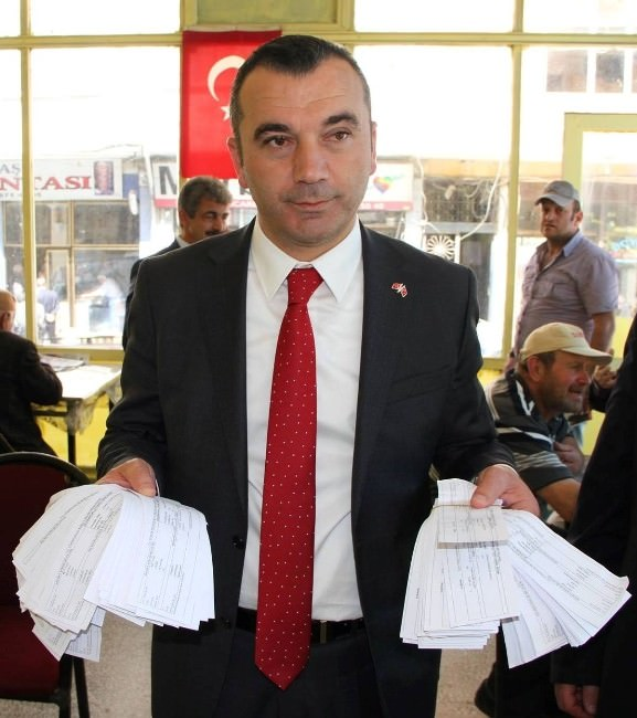MHP Trabzon Milletvekili Yavuz Aydın'dan Oyuna Gelmeyin, Oyunuza Sahip Çıkın Çağrısı