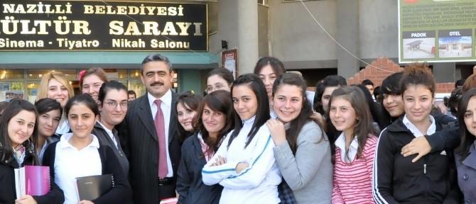 Başkan Alıcık'ın 19 Mayıs Kutlama Mesajı