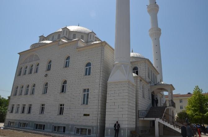 Fatsa İmam Hatip Camisi Açıldı